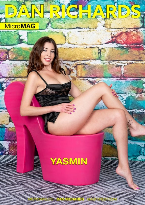 Dan Richards MicroMAG - Yasmin - Issue 2
