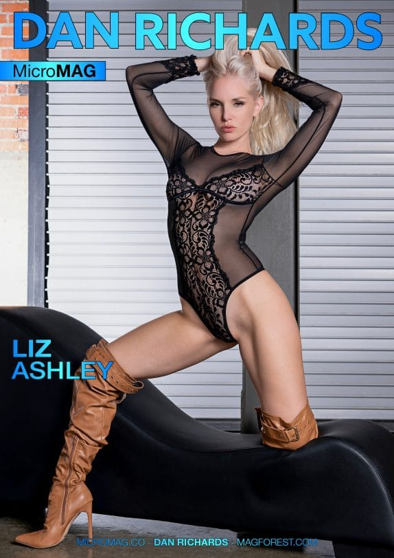Dan Richards MicroMAG - Liz Ashley - Issue 22
