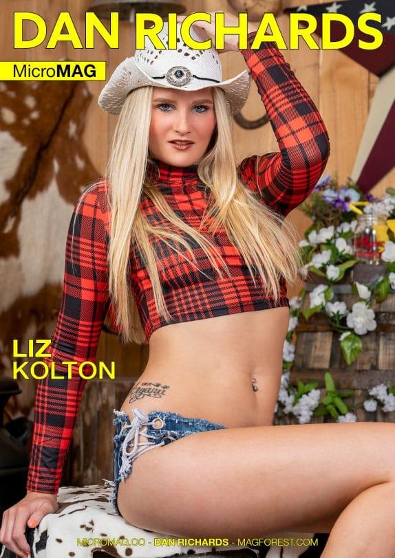 Dan Richards MicroMAG - Liz Kolton