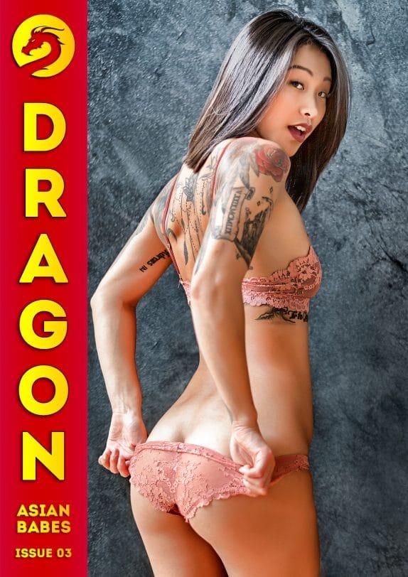 Dragon Magazine - August 2020 - TK Margaret