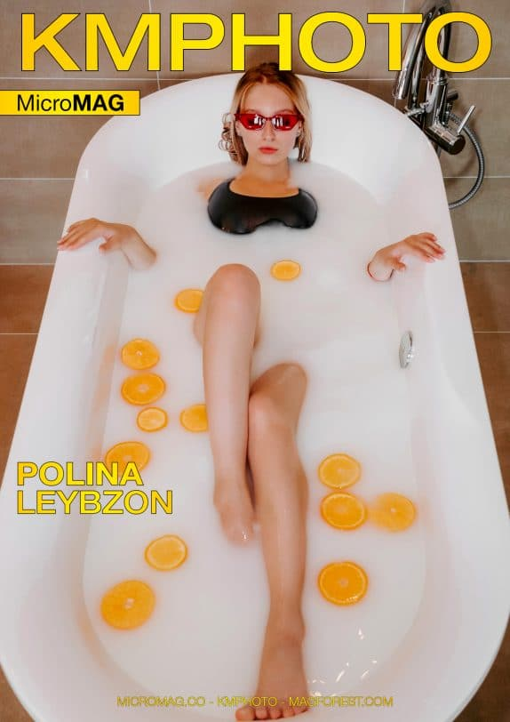 KMphoto MicroMAG - Polina Leybzon - Issue 3