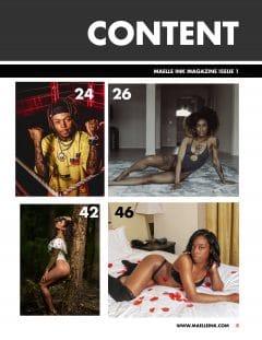 Maelle Ink Magazine – Issue 1 – Anna Joy