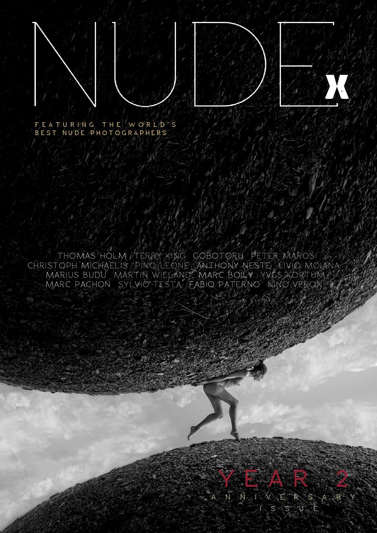 Nude Magazine - Numero 10 - Year 2 Anniversary Issue