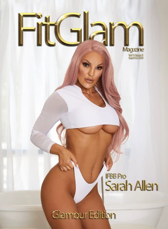 Fit Glam Magazine - September 2020 - Glamour Edition