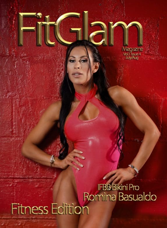 Fit Glam Magazine - August 2020 - Fitness Edition