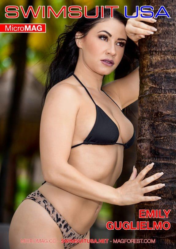 Swimsuit USA MicroMAG - Emily Guglielmo