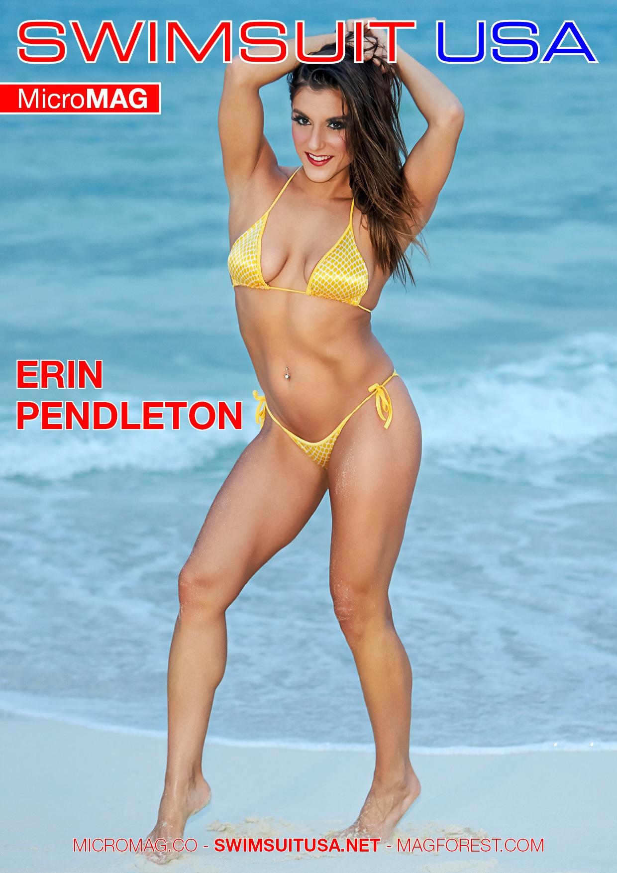 Swimsuit USA MicroMAG - Erin Pendleton