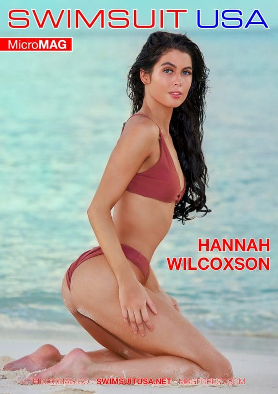 Swimsuit USA MicroMAG - Hannah Wilcoxson