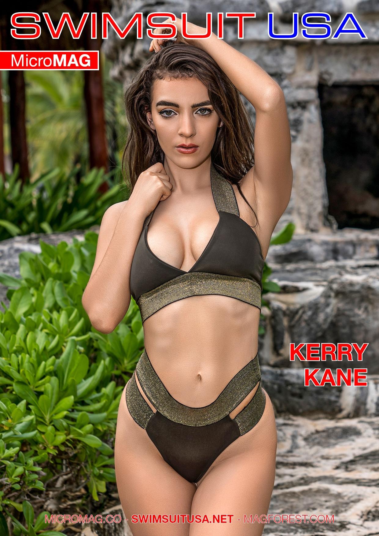 Swimsuit USA MicroMAG - Kerry Kane