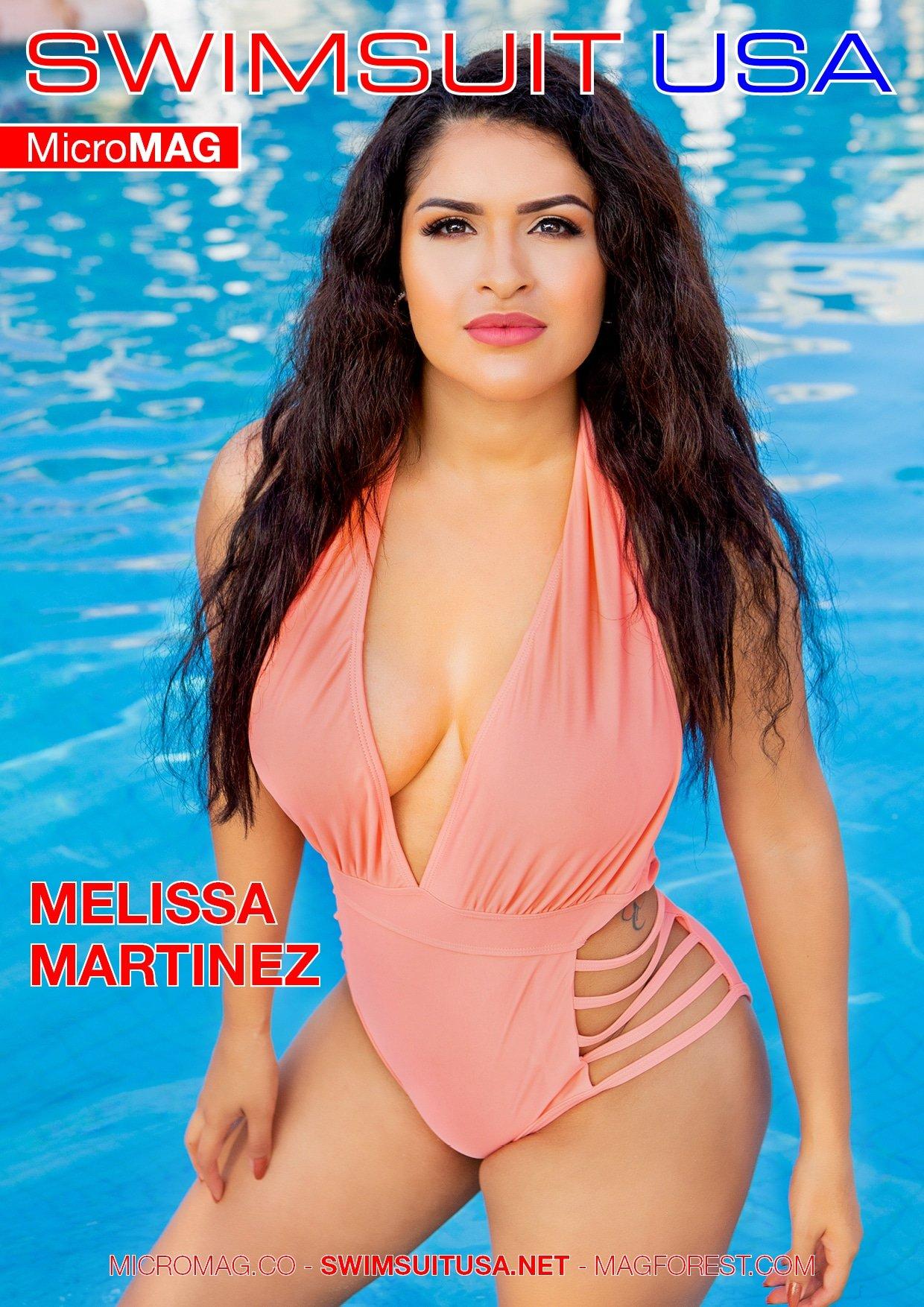 Swimsuit USA MicroMAG - Melissa Martinez