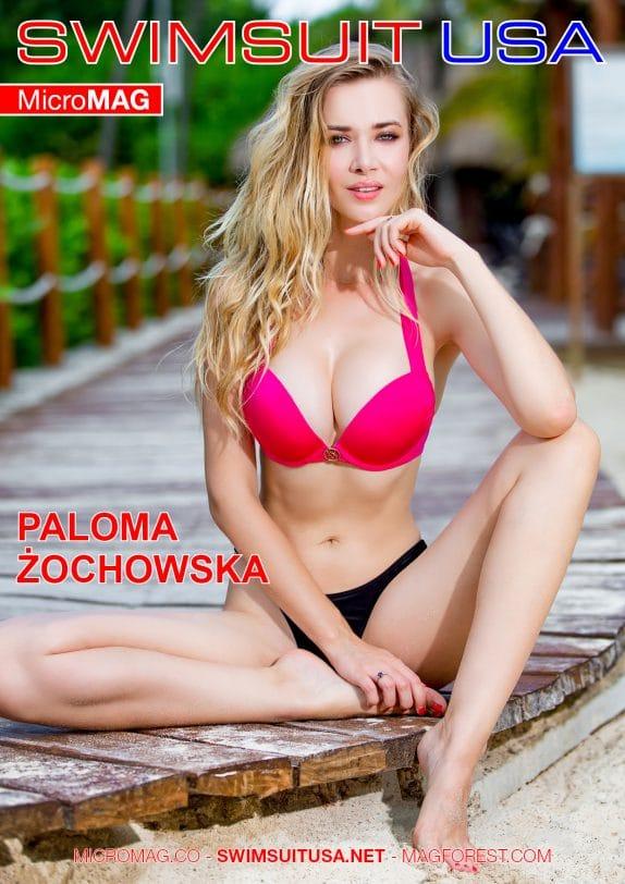 Swimsuit USA MicroMAG - Paloma Żochowska