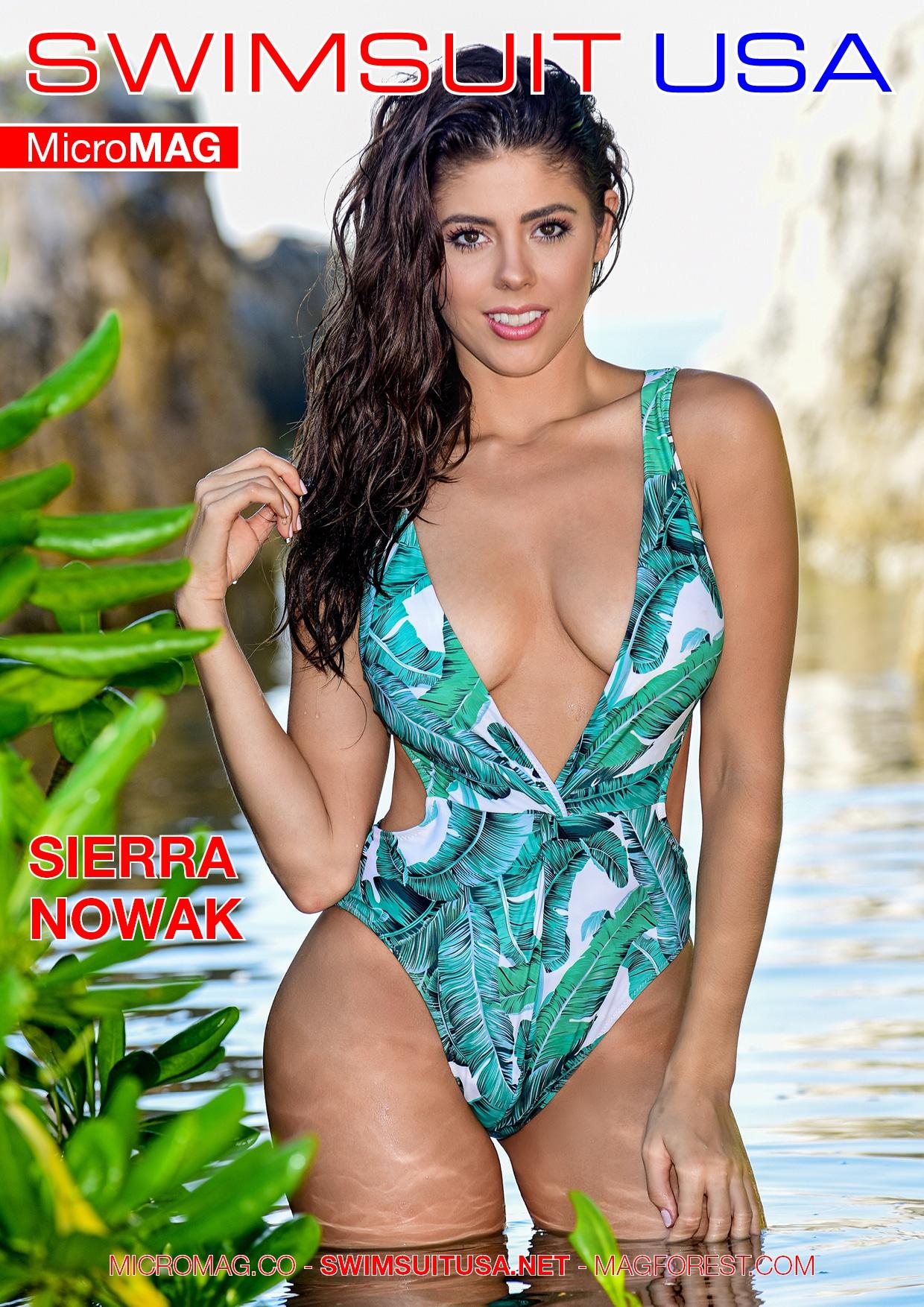 Swimsuit USA MicroMAG - Sierra Nowak - Issue 4