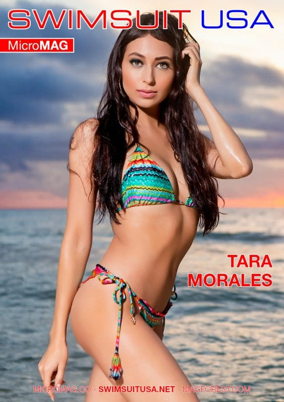 Swimsuit USA MicroMAG - Tara Morales