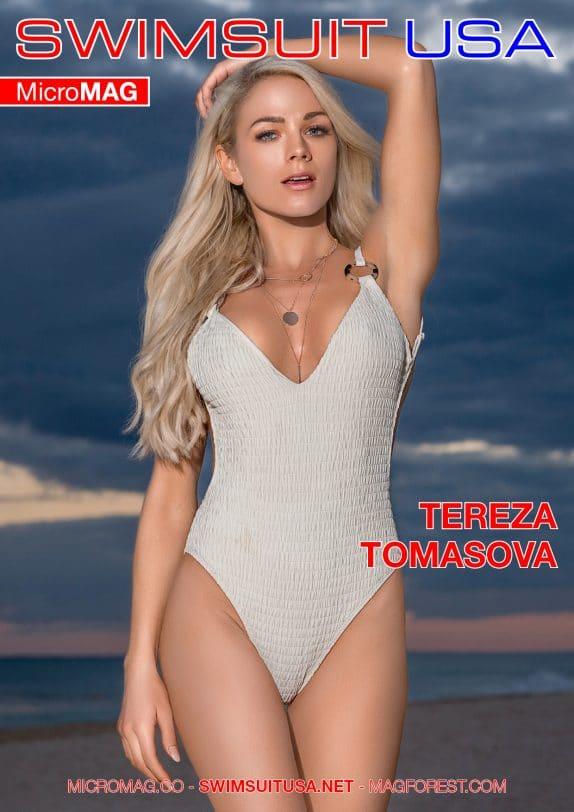 Swimsuit USA MicroMAG - Tereza Tomasova