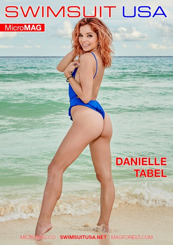 Swimsuit USA MicroMAG - Danielle Tabel - Issue 2