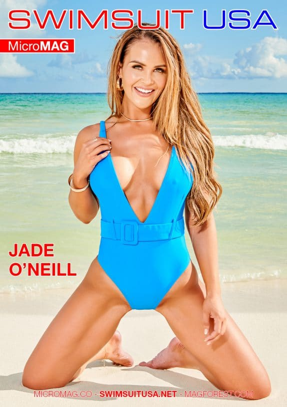 Swimsuit USA MicroMAG - Jade O'Neill - Issue 2