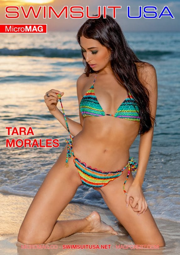 Swimsuit USA MicroMAG - Tara Morales - Issue 2