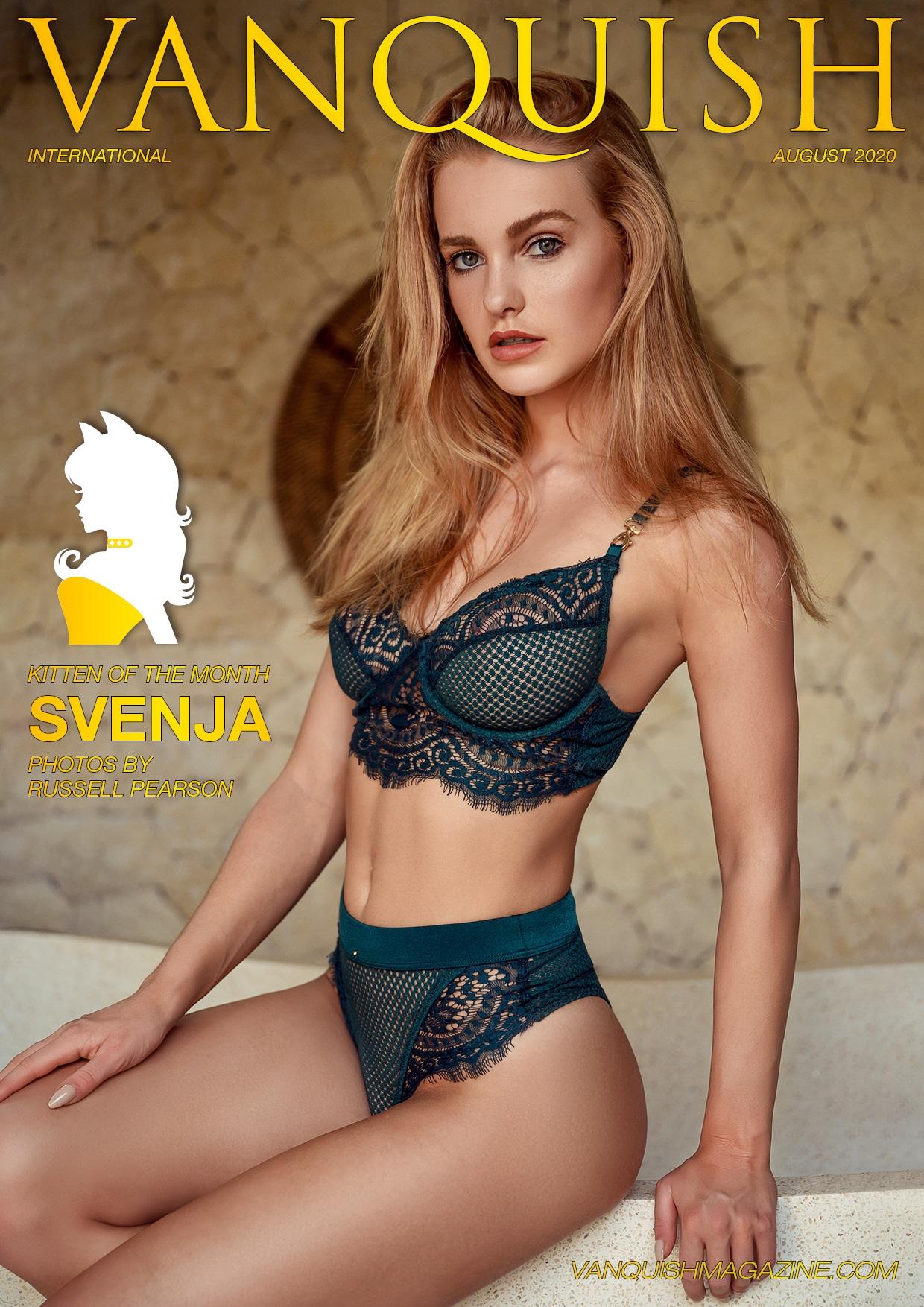 Vanquish Magazine - August 2020 - Svenja
