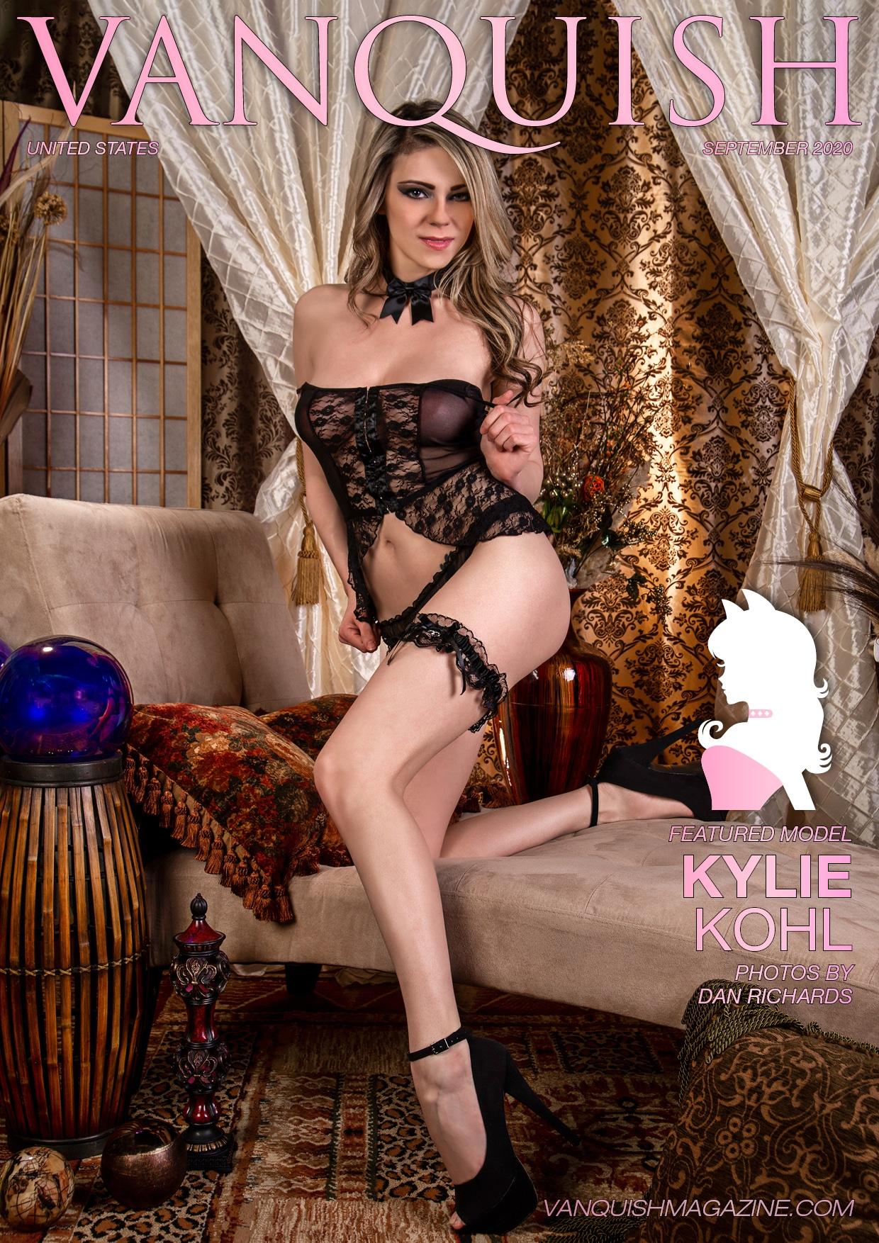 Vanquish Magazine - September 2020 - Kylie Kohl