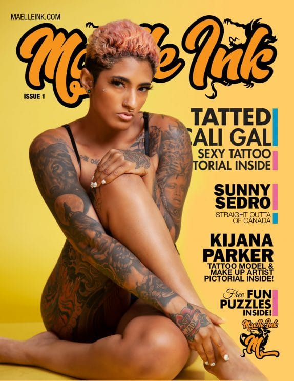 Maelle Ink Magazine – Issue 1 – Anna Joy