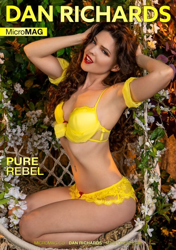 Dan Richards MicroMAG - Pure Rebel - Issue 8