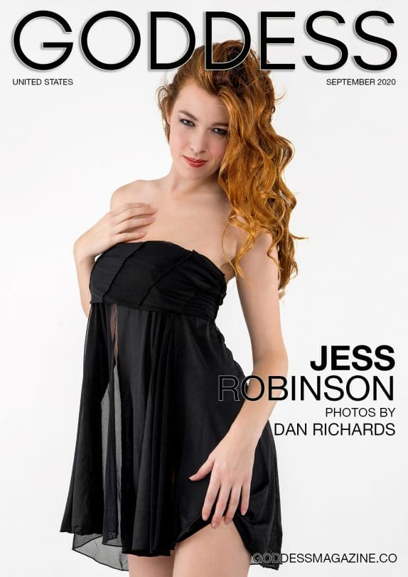 Goddess Magazine - September 2020 - Jess Robinson