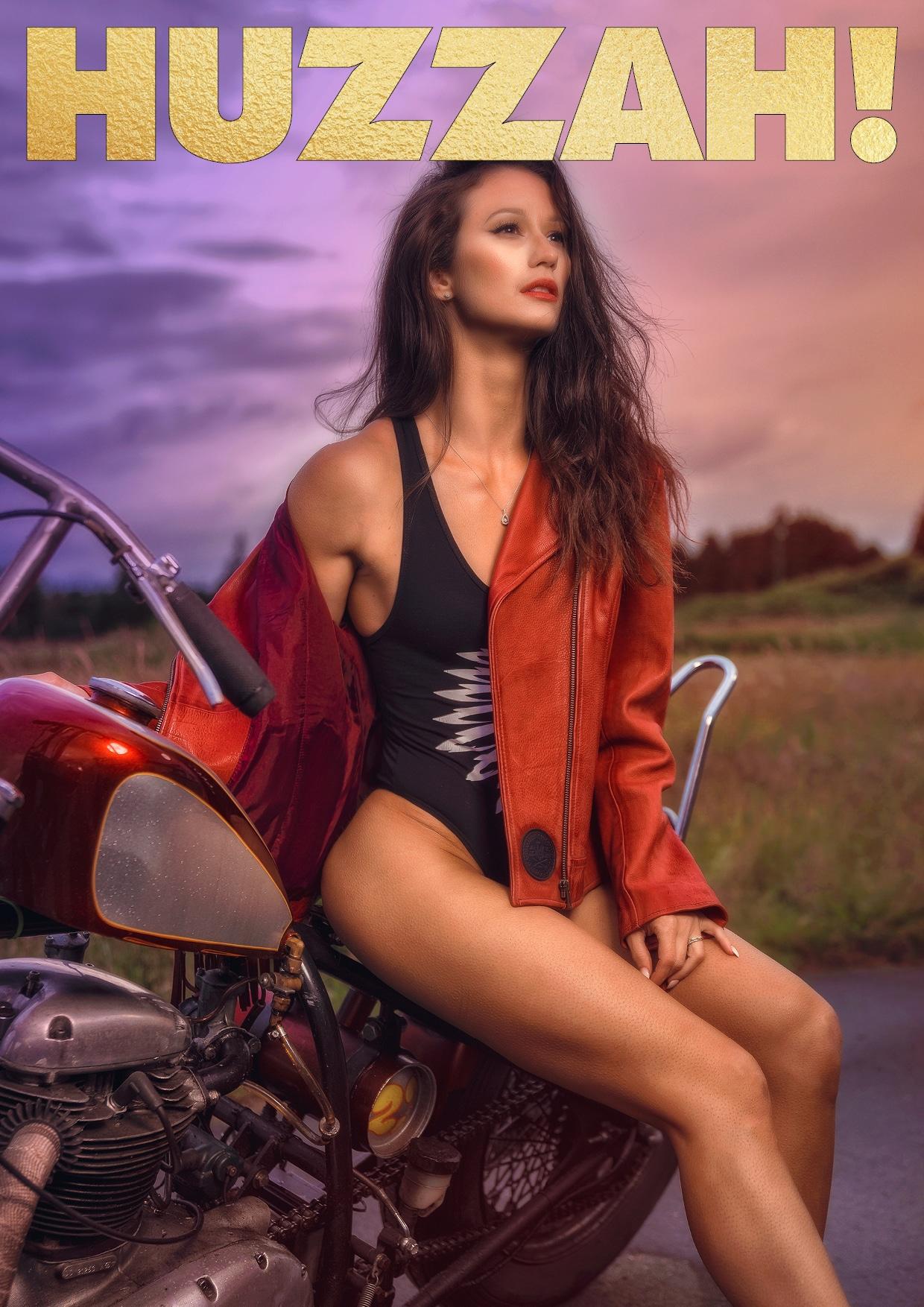 HUZZAH! Magazine - September 2020 - Ashley Young