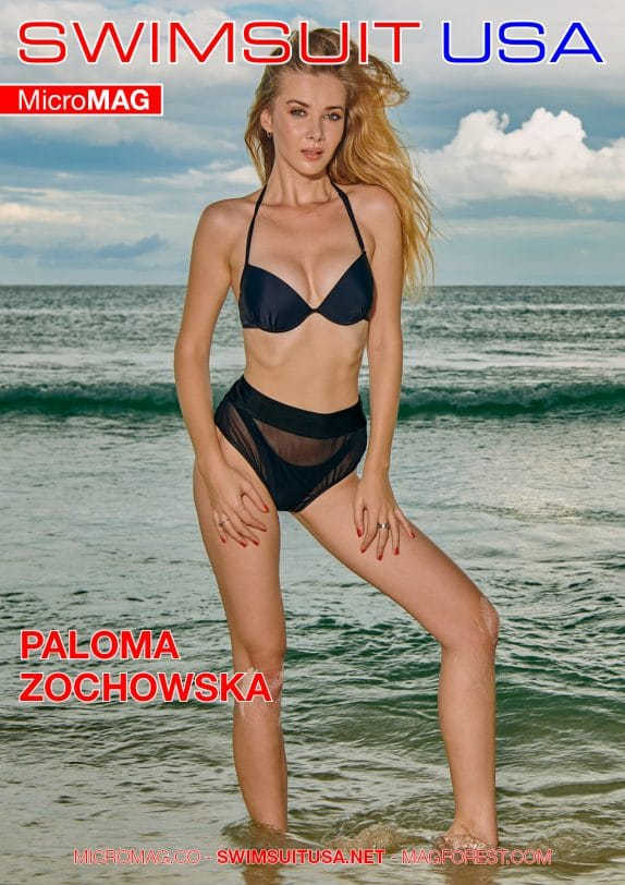 Swimsuit USA MicroMAG - Paloma Zochowska - Issue 2