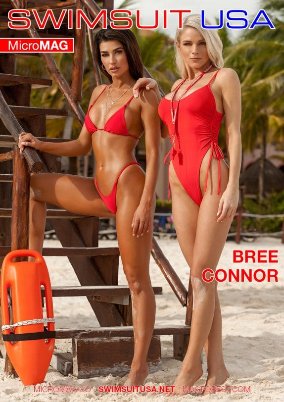 Swimsuit USA MicroMAG - Bree Connor - Issue 3