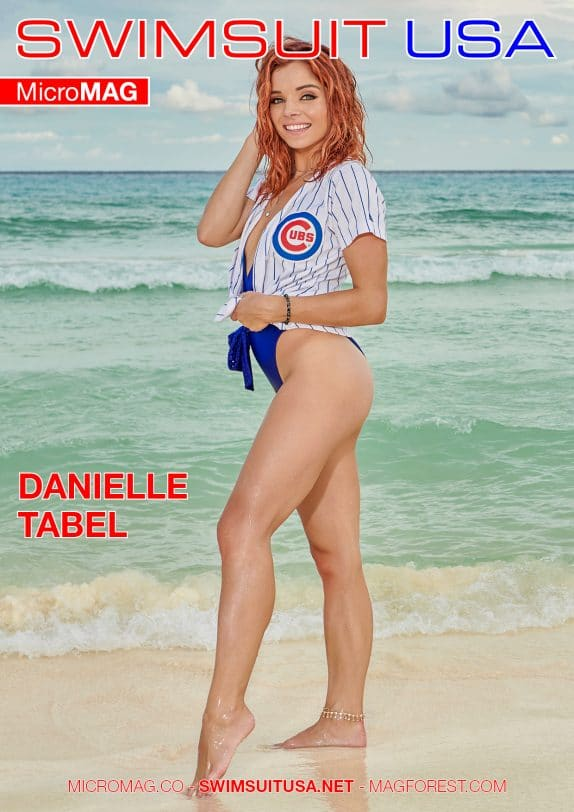 Swimsuit USA MicroMAG - Danielle Tabel - Issue 3