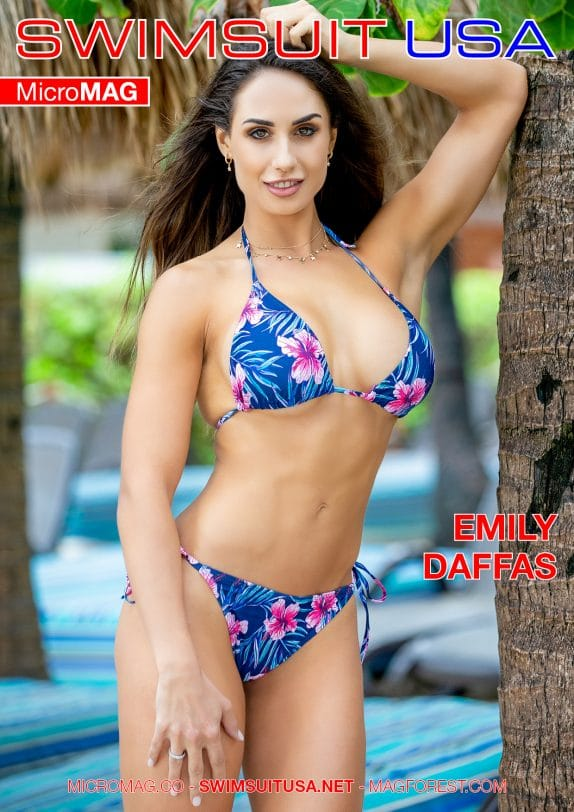Swimsuit USA MicroMAG - Emily Daffas - Issue 5