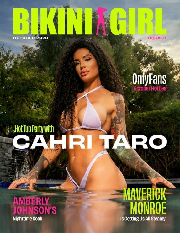 Bikini Girl - October 2020 - Cahri Taro