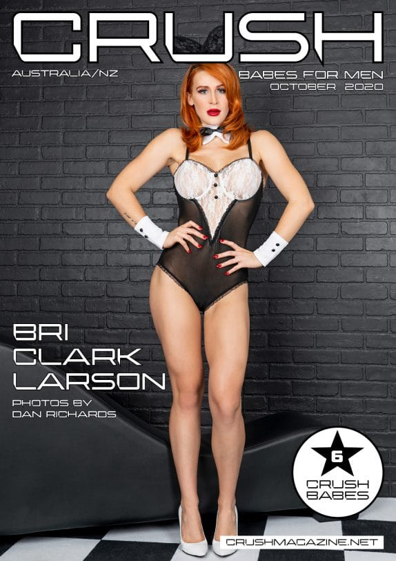 Crush Magazine - October 2020 - Bri Clark Larson