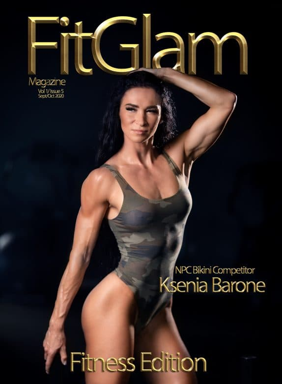 Fit Glam Magazine - October 2020 - Fitness Edition