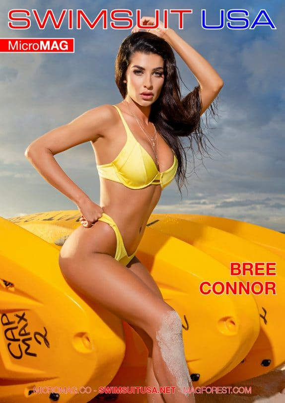 Swimsuit USA MicroMAG - Bree Connor - Issue 5