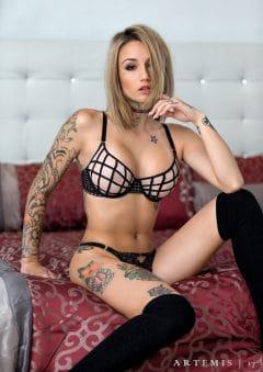 Artemis MicroMAG – Brin Amberlee