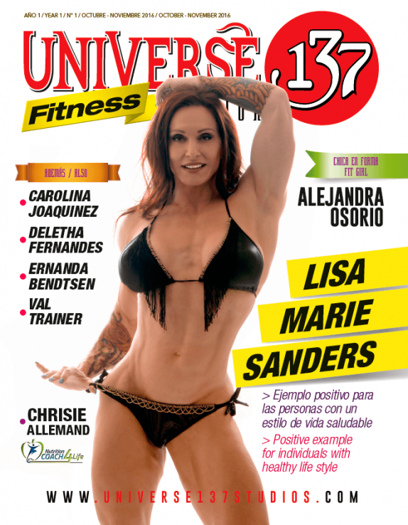 Universe 137 Fitness Edition – Oct – Nov