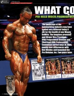 MuscleSport Magazine – Summer 2016