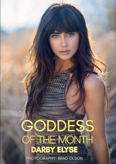 Goddess Magazine – December 2016 – Darby Elyse