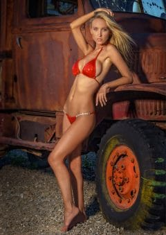 Vanquish Magazine – IBMS Las Vegas – Part 7 – Valya Romanova