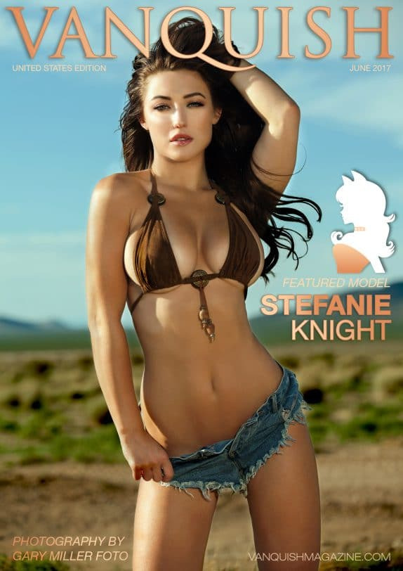 Vanquish Magazine – June 2017 – Stefanie Knight 2