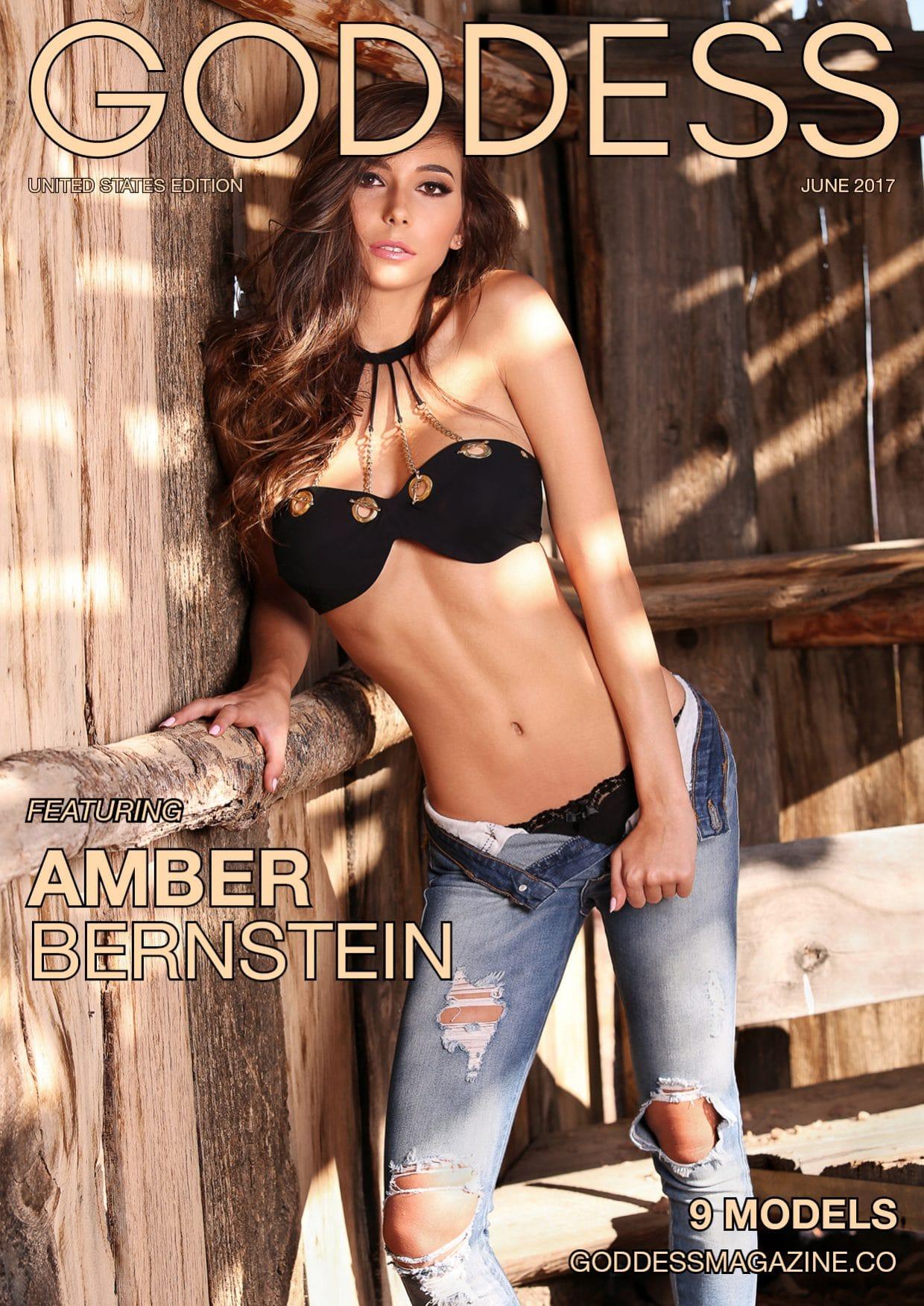 Goddess Magazine - June 2017 - Amber Bernstein 1