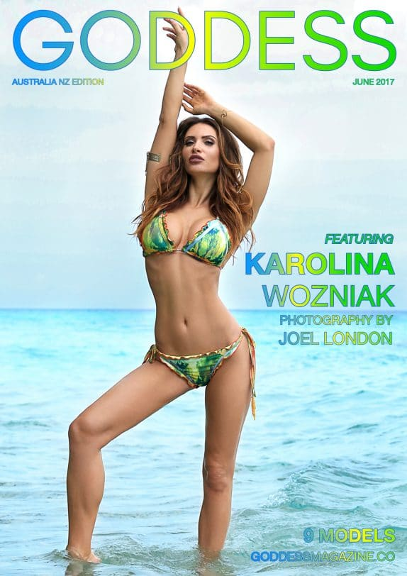 Goddess Magazine - June 2017 - Karolina Wozniak 3