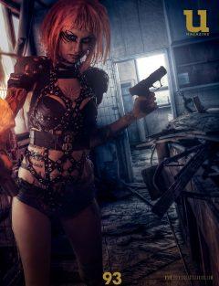 Unique Magazine – Special Edition – Armed Women