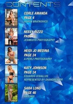 Crush Magazine – June 2017 – Katy Johnson