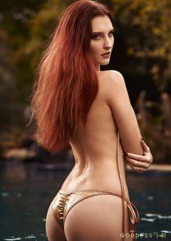 Goddess Magazine – July 2017 – Kathrine Haus