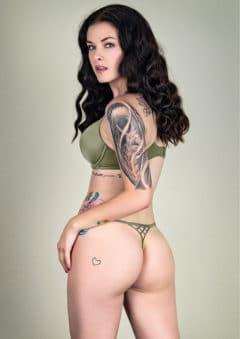 Vanquish Tattoo Magazine – September 2017 – Sher