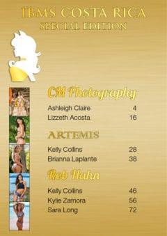 Vanquish Magazine – IBMS Costa Rica – Part 12 – Lizzeth Acosta