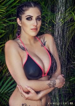 Vanquish Magazine – IBMS Costa Rica – Part 15 – Amber Fields