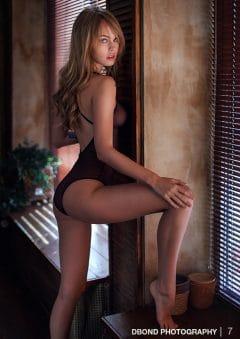 DBond MicroMAG – Anastasia Scheglova